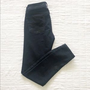 AMERICAN EAGLE STRETCH SKINNY JEANS SIZE 6